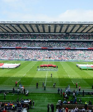stade rugby 6 nations Londres