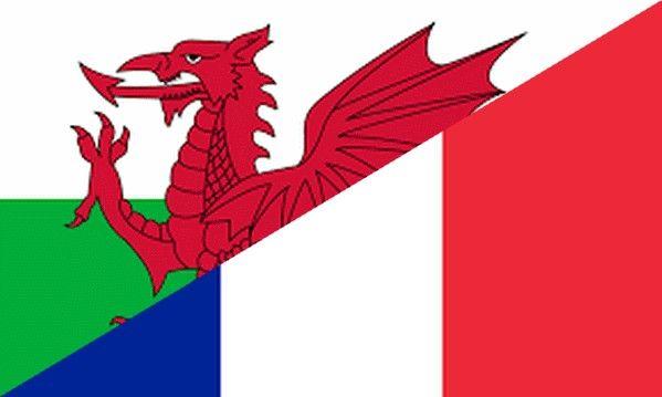 Pays de Galles - France