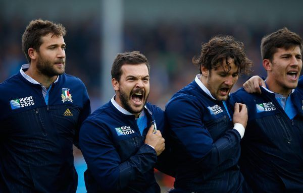Voyage Rugby Rome