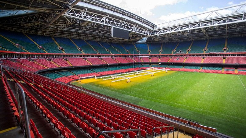 stade rugby 6 nations Cardiff