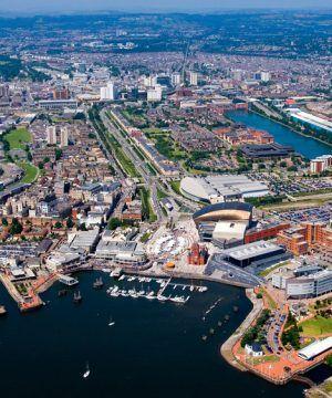 tournois 6 nations 2022 Cardiff