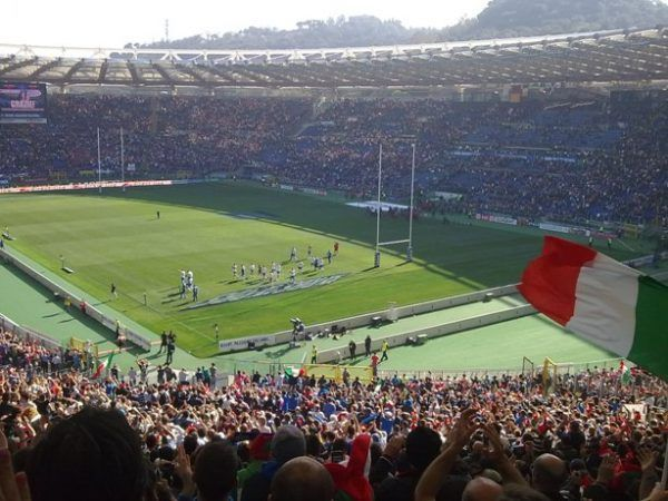 stade rugby 6 nations rome