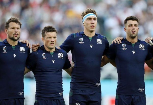 Voyage Rugby edimbourg