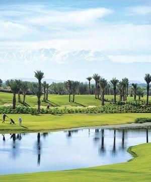 Court séjour Golf - Maroc