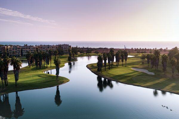 Voyage golf Andalousie