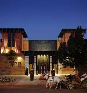 Marrakech - Naoura Barrière Hôtel & Ryads 5*