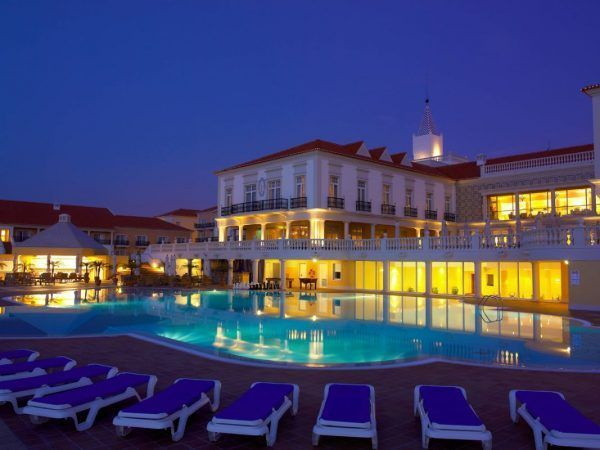 Lisbonne - Voyage golf - HôtelPraia D'El Rey Marriott, Golf & Beach Resort 5*