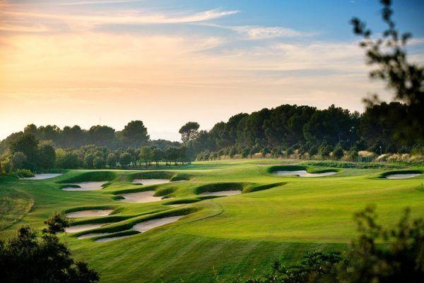 golf espagne barcelone