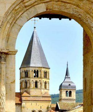 Patrimoine historique en Bourgogne