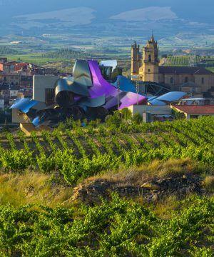 Voitures anciennes, golf et oenologie dans la Rioja