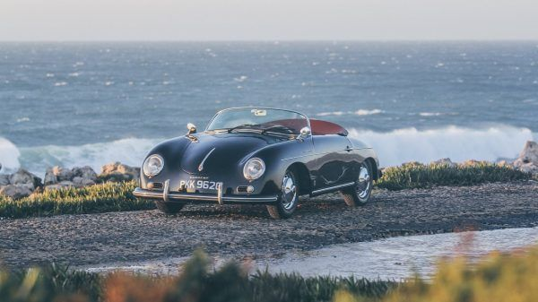 Porsche 356 Black