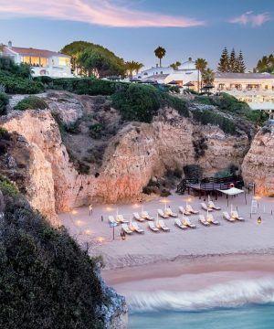 Algarve, Praia dos Tremoços