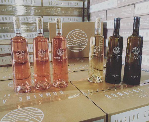 Des vins fruités et iodés sur l'Ile de Ré