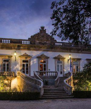 Hôtel de luxe à Coimbdra