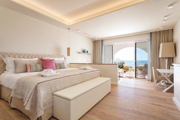 Hôtel de luxe en Algarve