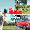 Un combiné rallye classic cars et golf