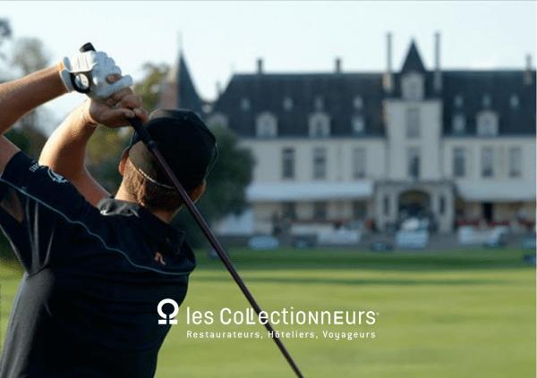 Château hôtel Golf & Spa d'Augerville