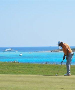weekend golf en corse