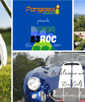 83ROC, le délicieux mariage du Golf et des voitures classiques