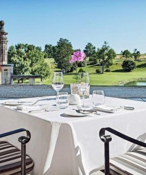 golf et gastronomie en france
