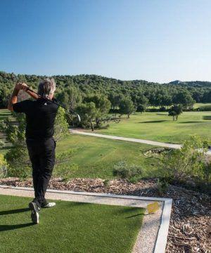 séjour golf en provence