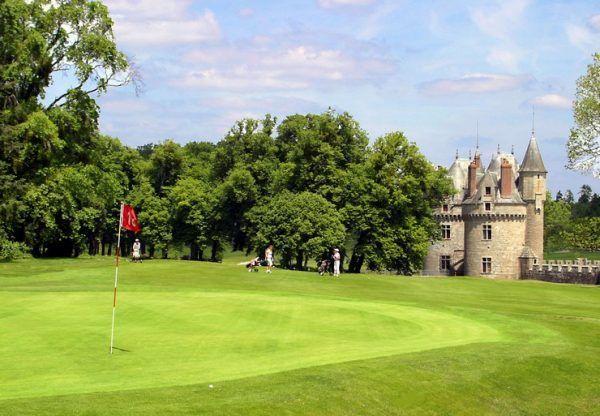 voyage golf en France
