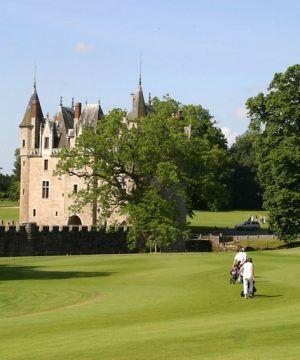 voyage golf et spa en France