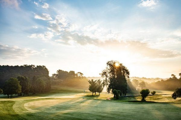 weekend golf en provence
