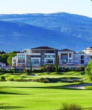 Séjour Royal Mougins golf