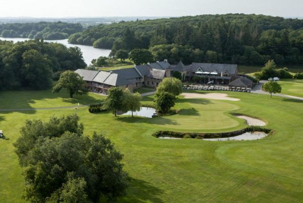 weekend golf en france