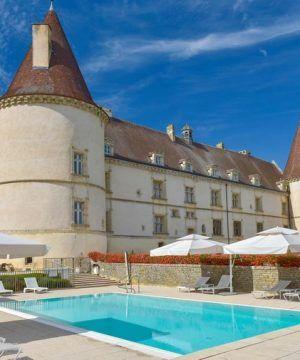 Weekend Golf et Spa - Hôtel Golf Château de Chailly 4*