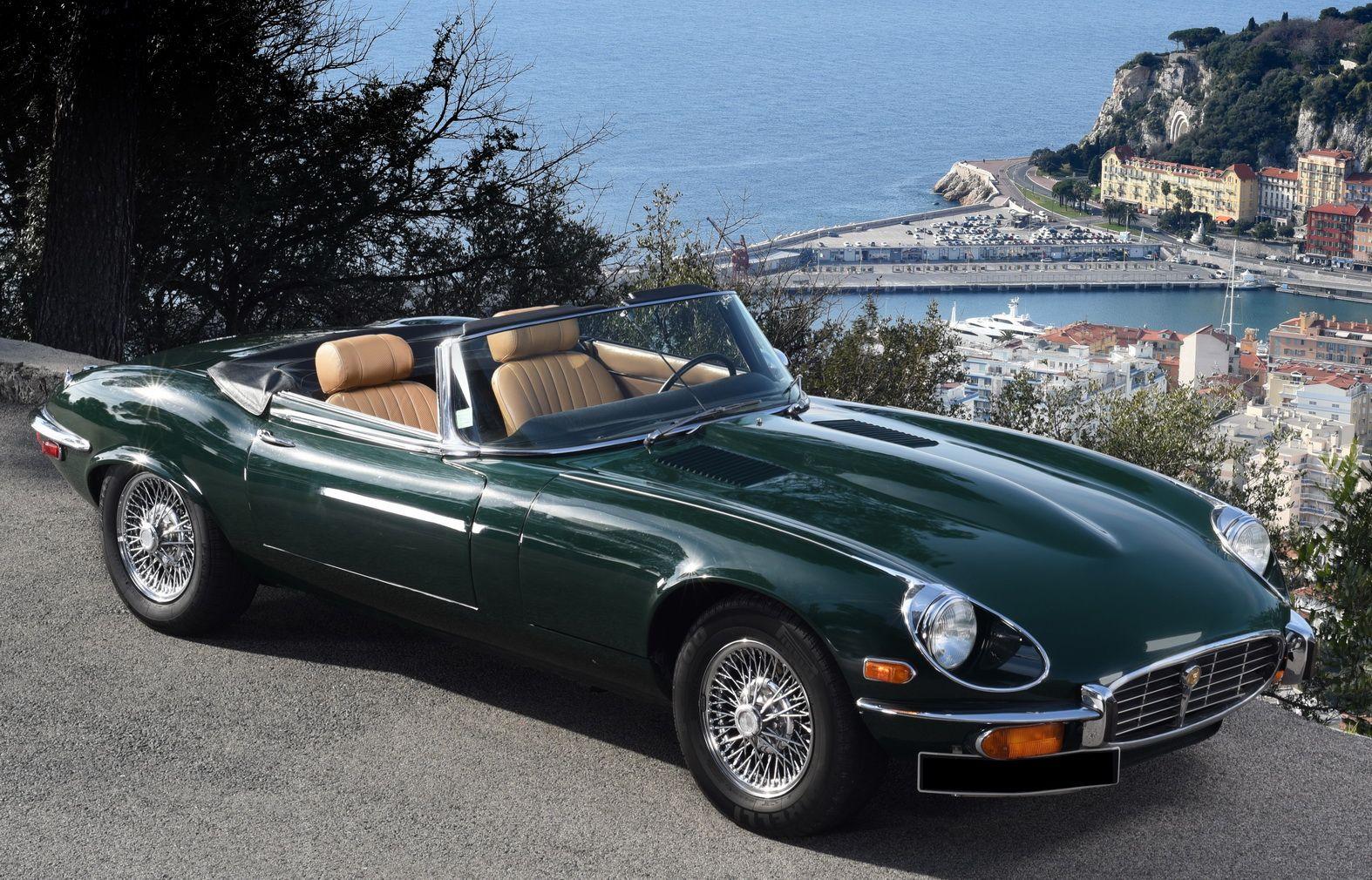 JaguarType E V12