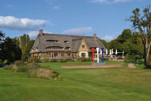 weekend golf en normandie