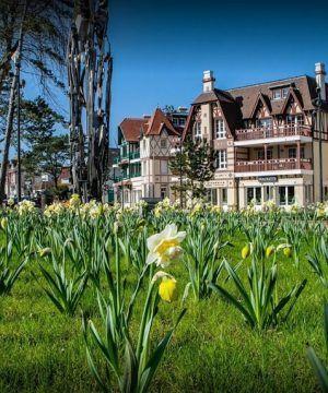 Le Touquet et son architecture Anglo-normande